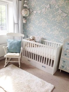 Upcycled Nursery - l