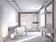 Projekty domów LK Projekt LK&1230    wnętrze 23