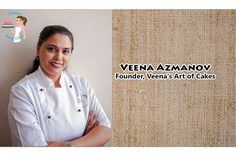Veena Azmanov, Veena's Art of Cakes, Baking, Home Bakery, Baking Israel, Cake Decorating Israel