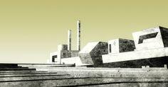 iratt - cities by iraisynn attinom, via Behance Willis Tower, Cities, Behance, Digital, Building, Travel, Construction, Trips, Buildings