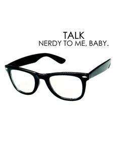 Talk Nerdy To Me, Baby. by Electric Avenue