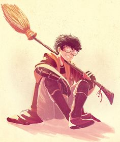 James Potter - Prongs by Space Dementia
