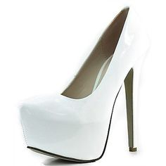 Women's Extreme Platform Pump Stilettos High Heel Wedding Dress Pointy Toe Shoes   eBay