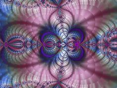"""""""Folded Fantasy"""" fractal"""