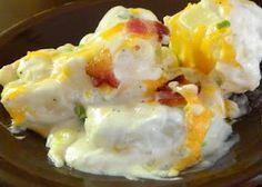 creamy pot luck potatoes