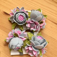(99) Одноклассники How To Make Paper Flowers, Crepe Paper Flowers, Fabric Flowers, Fondant Flowers, Clay Flowers, Hobbies And Crafts, Diy And Crafts, Felt Hair Accessories, Flower Words