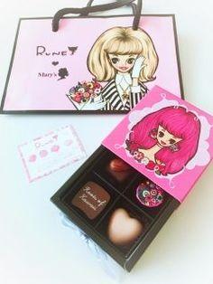メリーチョコレートカムパニーのとっても可愛らしいチョコルネスクエアボックス花の少女をいただきました こんな可愛い友チョコ受け取った瞬間にキャーって舞い踊りそうになりました バレンタインでなくてもちょっとしたプレゼントにいかがですか #バレンタイン #友チョコ #メリーチョコレート #ルネ #ハート #花柄 #ピンク #少女 #イラスト #可愛い #美味しい #プレゼント #贈り物 #ありがとう