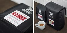 Square Mile Coffee Roasters on Packaging of the World - Creative Package Design Gallery