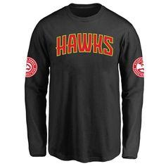 Atlanta Hawks Youth Design Your Own Long Sleeve T-Shirt