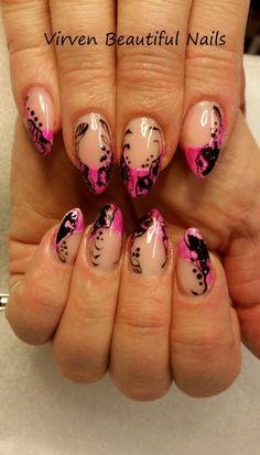Pinkki ja mustaa