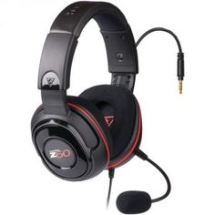 TURTLE BEACH TBS-6020-01 Ear Force(R) Z60 Wireless PC Gaming Headset