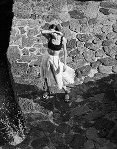 Mariacarla Boscono by Alique