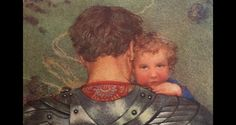 The Role of Beauty in the Formation of Men as Men  Eleanor Fortescue Brickdale from The Book of Old English Songs & Ballads 2
