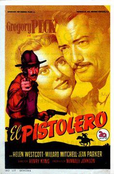Programa de Cine - El Pistolero