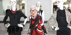 Iris Apfel On What She Thinks is Missing From The New Generation of Style Stars…