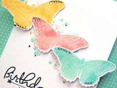 K and R Designs: In A Butterfly Mood