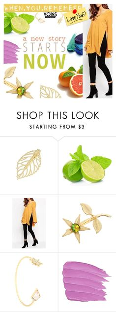 """""""#StartNowWithYoins"""" by juromi ❤ liked on Polyvore featuring yoins, yoinscollection and loveyoins"""