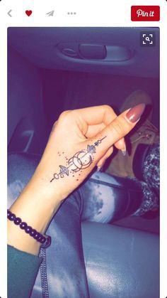 finger tatt