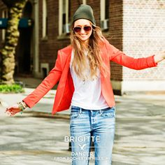Loving this Fall look from Russell-Snider Eagle Outfitters! Fall Fashion Trends, Autumn Fashion, Fall Looks, Modeling, Centre, American Eagle Outfitters, Meet, Leather Jacket, Stylish