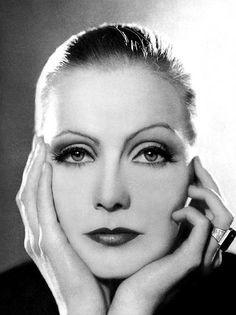 Style Icons...Greta Garbo.