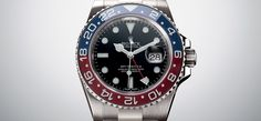 Introducing the Rolex GMT-Master II Pepsi ref. 116719BLRO