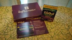 I got my ZzzQuil VoxBox today! I recieved this to test it out. Super excited! 💤💤  #ZzzQuil #SleepLovers #ad #gotitfree