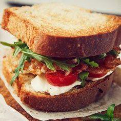 Puszysty i lekki chleb kanapkowy | Kwestia Smaku