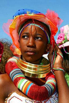 Inspiration: Ndebele people of S. Africa | Tory Daily
