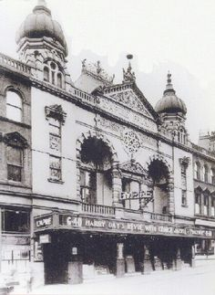 Cinema Theatre, Jewish History, My Family History, South Yorkshire, Theatres, Sheffield, Black History, Old Photos, United Kingdom