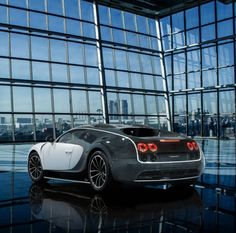Mansory Vivere Bugatti Veyron revealed in all its carbon fibre glory! Click to see the jaw-dropping video