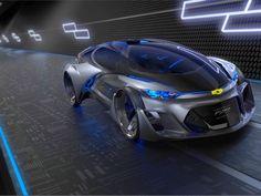 Chevrolet FNR concept car