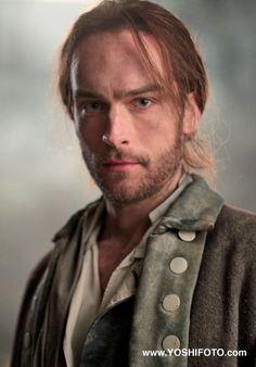 "Tom Mison plays Ichabod Crane in ""Sleepy Hollow"" on FOX!"
