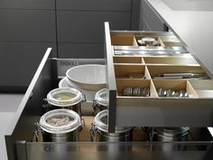 Get It Done: how to organize your kitchen drawers.