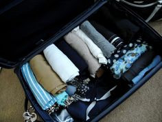 Mormon Missionary Tips: How to Pack Your Carry On