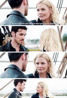 OUAT Season 7 Captain Swan