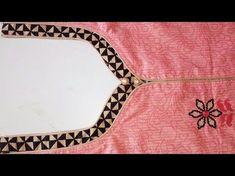 neck pattrens model stiching ideas for chudidars//Designer Pattrens - YouTube