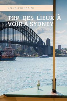 De l'Opéra à la plage de Bondi, tous les lieux que nous avons adoré visiter à Sydney Sydney Harbour Bridge, Travel, Visit Sydney, Australia, Beach, Places, Viajes, Traveling, Tourism