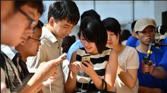Mercati saturi: in Cina crolla la vendita di cellulari smartphone