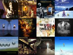 dream theater discography - Google Search