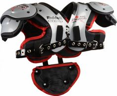 d38c82e2ca7 Riddell Power JPX Youth Football Shoulder Pads - Skill Positions