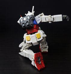 MS GUNDAM, RX-78: A LEGO® creation by GYUTA K. : MOCpages.com