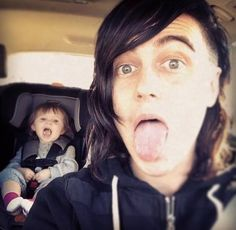 Copeland And Kellin Quinn 2014