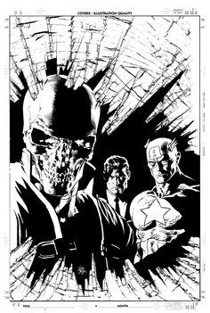 New Avengers 10: Cover Art by MikeDeodatoJr.deviantart.com on @deviantART