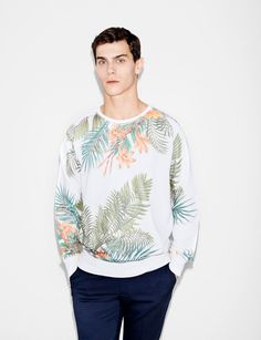 Zara Spring/Summer 2013 April Man Pictures Lookbook: Classic Zara Blended Elegance For Urban Men's Relaxed Style Pursuit
