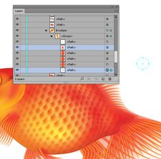 In this tutorial I'm going to show you how to create a couple of detailed goldfish using Adobe Illustrator. I'll be showing your how to create a simple scale effect and then how to create a bulging...