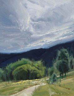 """Evergreen"" by Josh Clare"