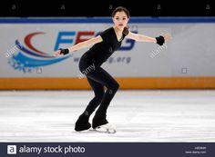 Evgenia Medvedeva - ISU Grand Prix of Figure Skating Trophee de France 2016