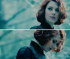Black Widow... I love Scarlett johansson so much she's so beautiful and talented ughh