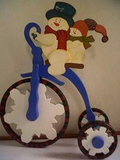 Christmas Presents To Make, Christmas Yard Art, Christmas In July, Country Christmas, Christmas Crafts, Snowman Decorations, Snowman Crafts, Christmas Decorations, Foam Crafts