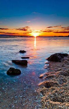 St Kilda Beach, Victoria, Australia